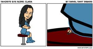 Favorite GTS scene: Clara (buttcrush) by DanyYoungGTS