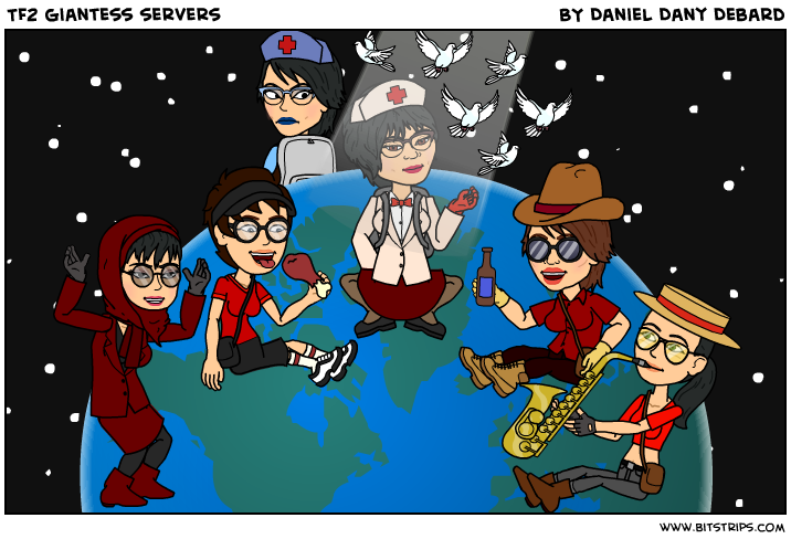 TF2 giantess servers by DanyYoungGTS
