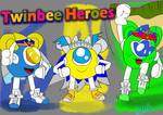 (Request) Twinbee Heroes (JerryKhor) by Raion-x