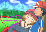 Happy Valentine's - Amourshipping