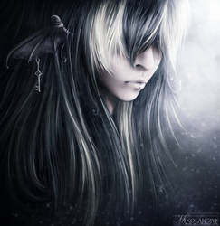 Little ghost. by Safiru