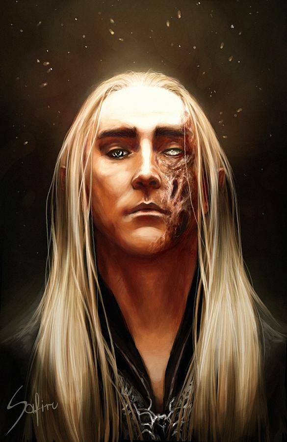 The king. by Safiru