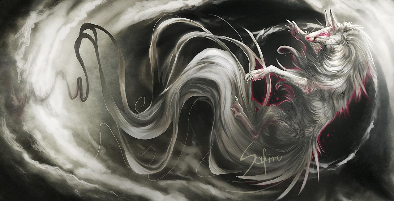 The Gathering Storm. by Safiru