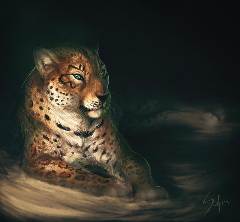 Rawr. by Safiru