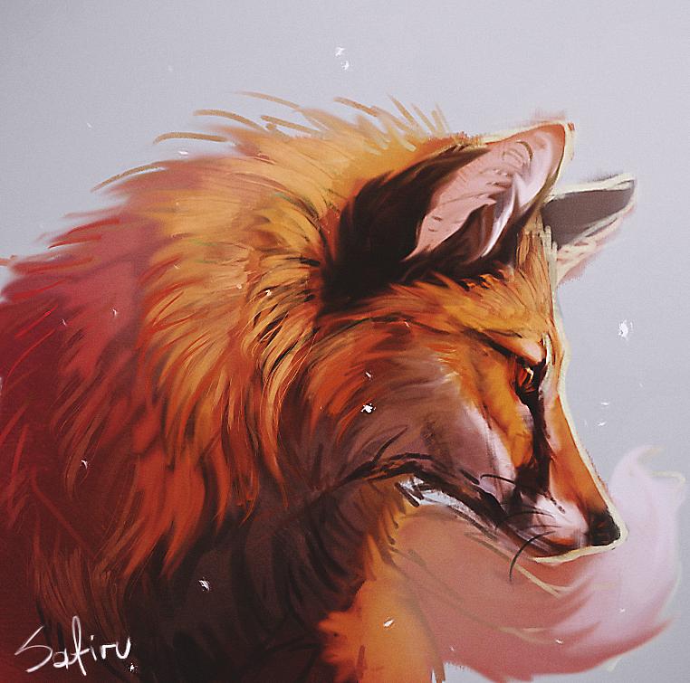 Firefox by Safiru