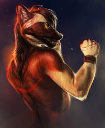 Fight me! by Safiru