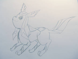 Frost My Glaceon Char