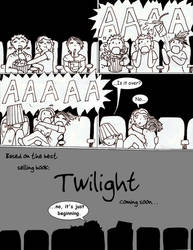 CW: Twilight by KKgirls