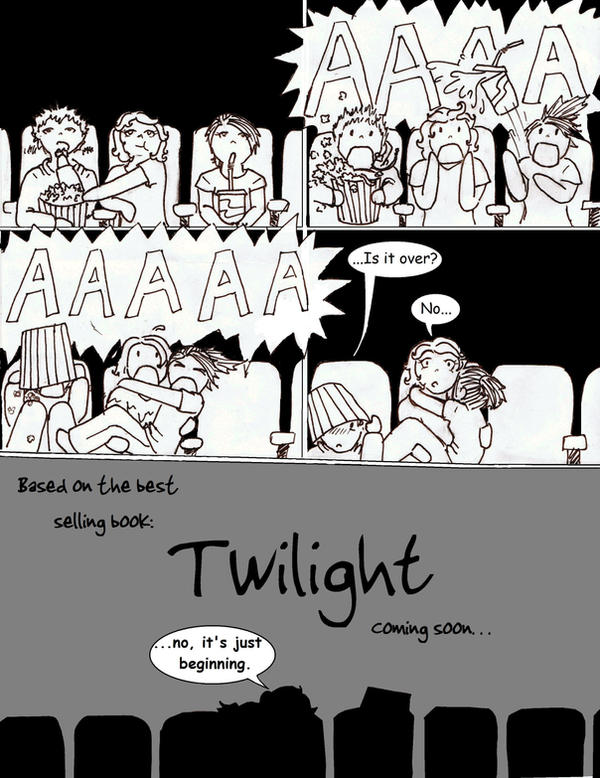 CW: Twilight by KKgirls