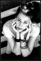 Her smile by villewilson