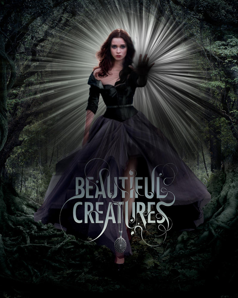 beautiful creatures lena chosen by the dark by llfoxart
