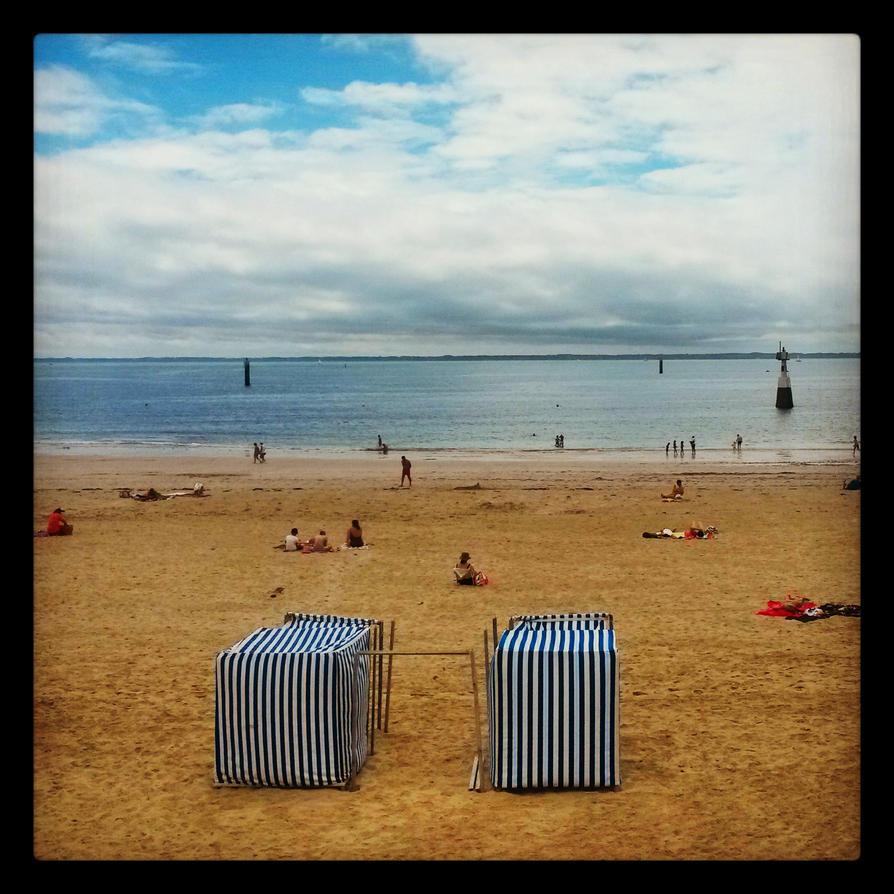 La plage by lilivia91