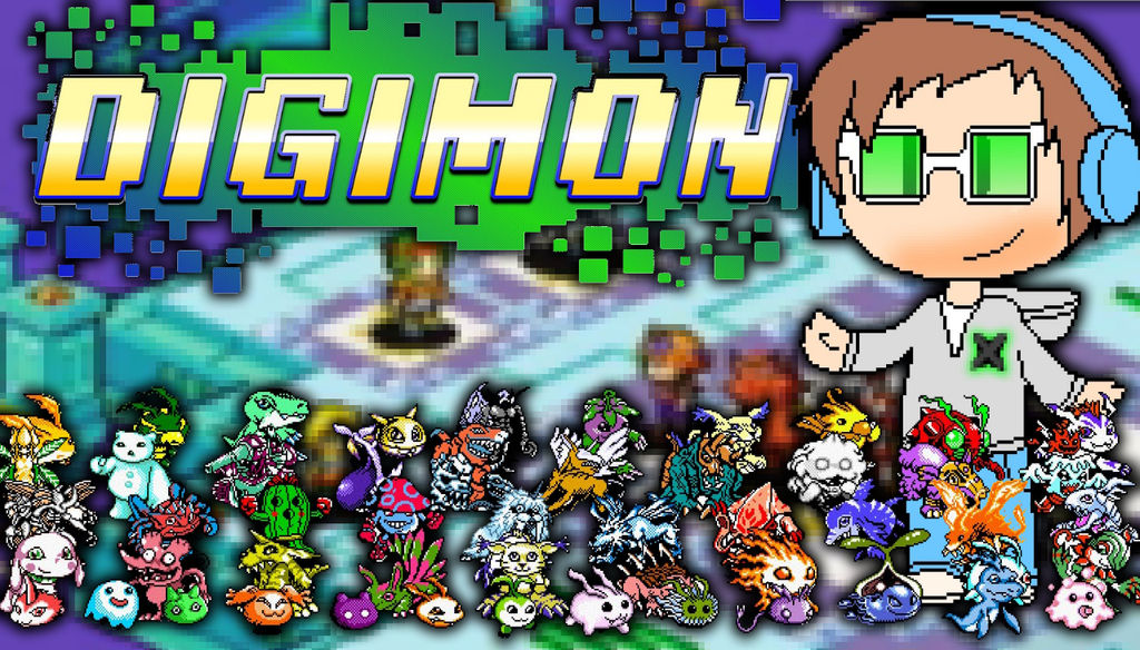 Digimon Worlds DS - Becoming a tamer by D-I-G-I-K-I-X on