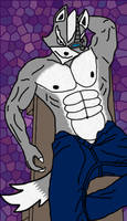 Muscle Wolf 5