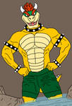 Muscle Bowser 7