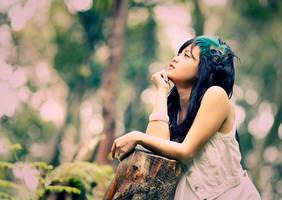 Forest Fairy by pramudita