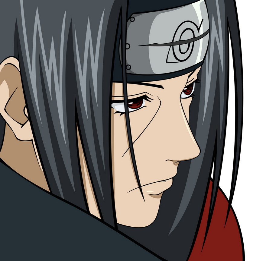 Itachi Uchiha By Morrow-x On DeviantArt