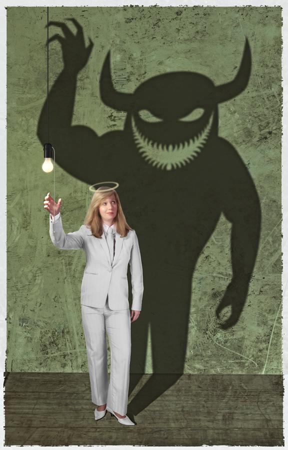The Devil Inside by Sheldon-Rueben