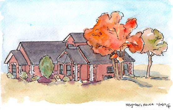 The Neighbors' House
