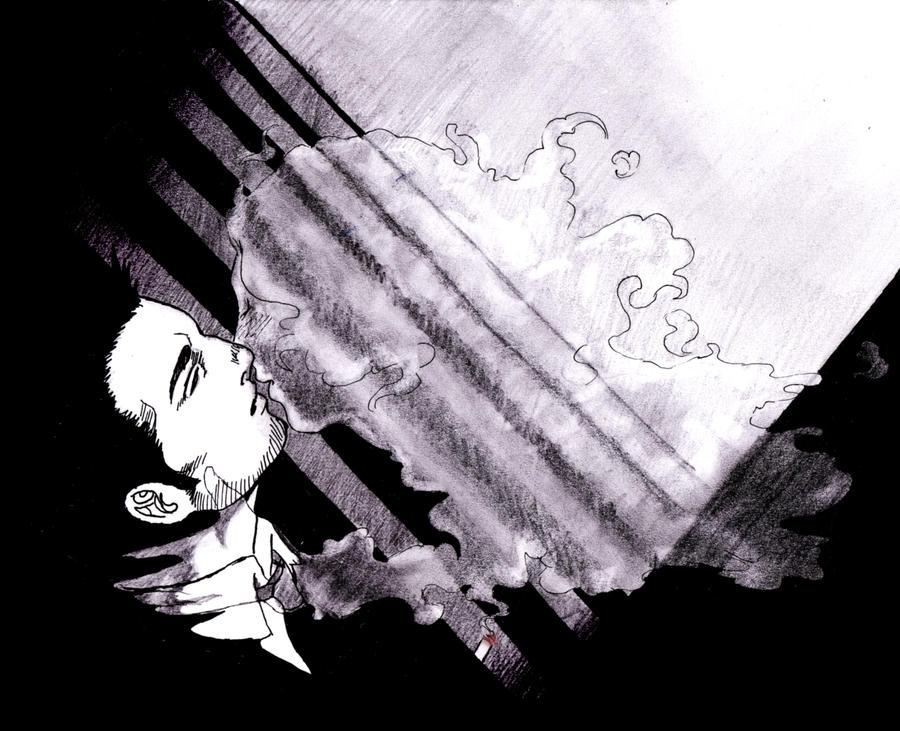 IM: The desires smoke by rakerumcr