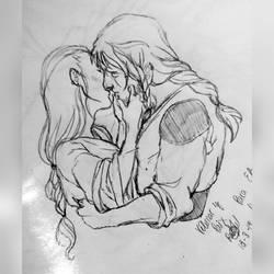 Gacea: first kiss