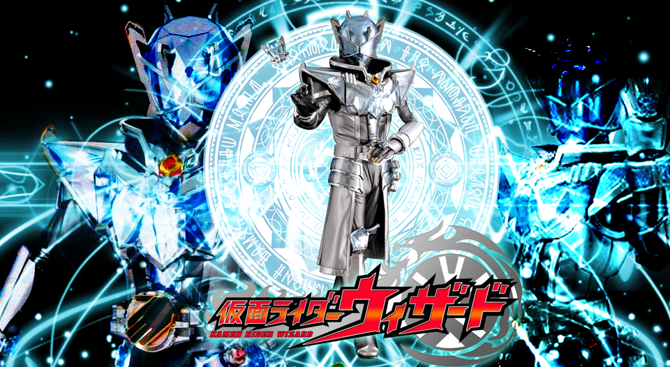 Kamen Rider Wizard Infinity style wallpare by ...