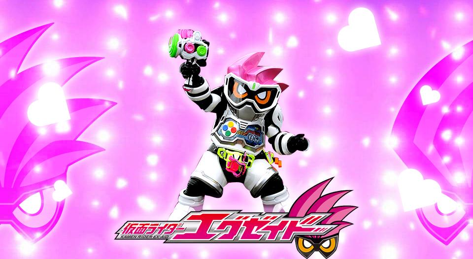 Kamen Rider Ex-aid LV 1 wallpaper by phonenumber789 on DeviantArt