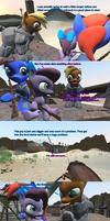 Fallout Equestria Comet Trails [Convincing]