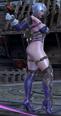 Ivy Valentine Mistress' Justice move