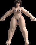 Chun Li Micro Bikini