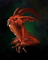 Diablo III Fallen by Softshack