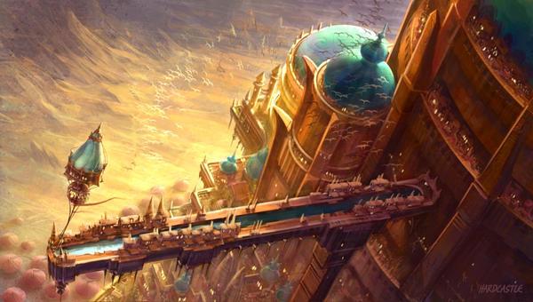 Diablo III Caldeum by Softshack