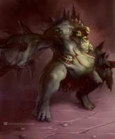 Diablo III Unburied by Softshack