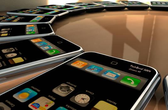 iPhone Array