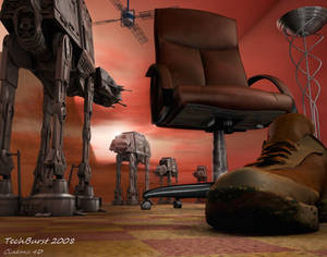 Rebel Chairs Last Stand