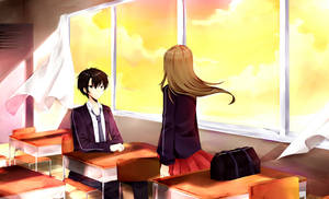 Classroom by Angelschatedral99