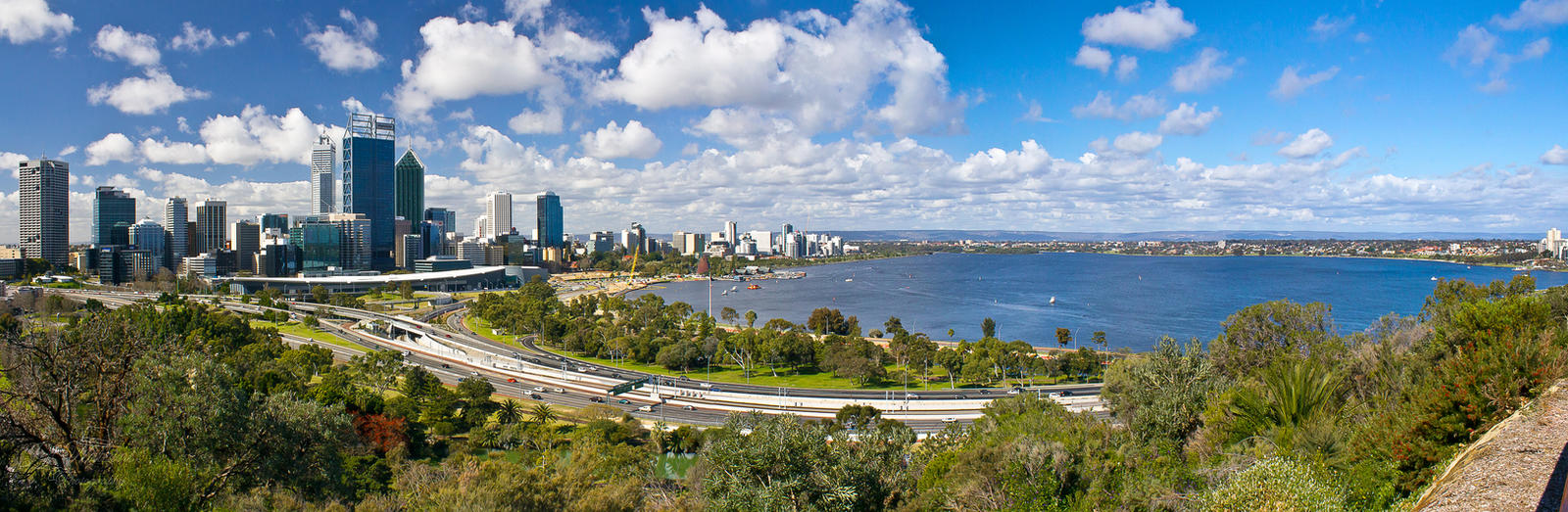 My City: Perth and Swan by Labrug