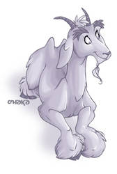Floyd the Goat
