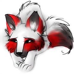 Sad Wolfy