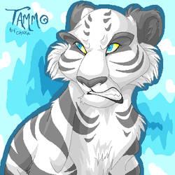 Tammo Tiger by chaka