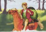 Background Hobbit by Pikku-Piru