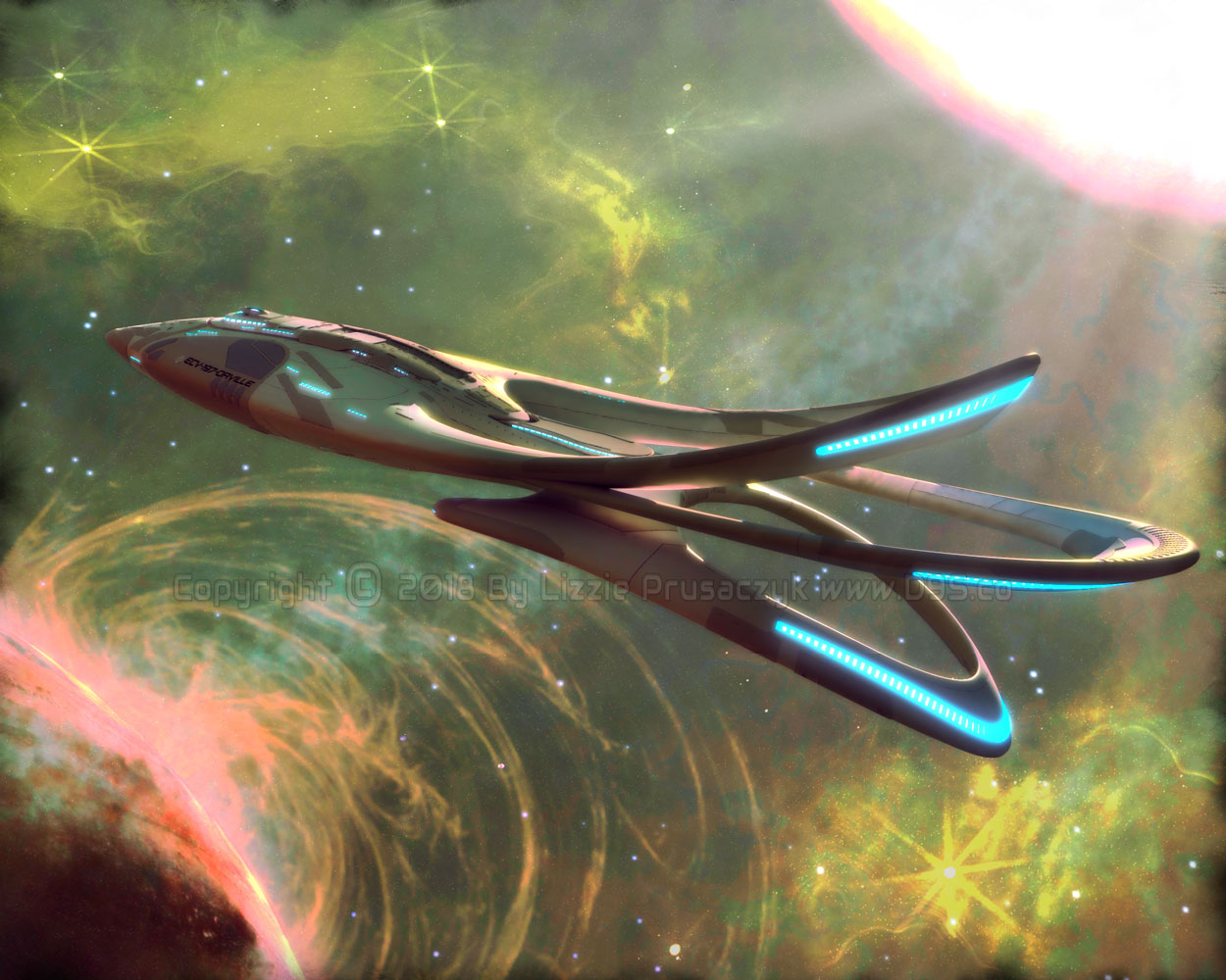 An Exploratory Vessel by dream9studios