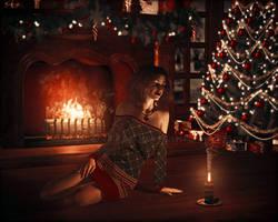 Warm Holiday by dream9studios