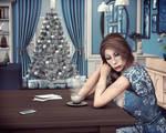 Blue Xmas by dream9studios