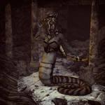 The Gorgon Medusa by dream9studios