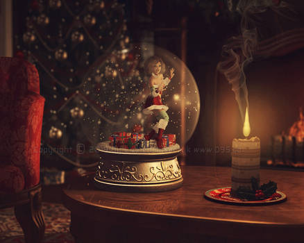 Holiday Glow by dream9studios