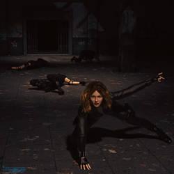 Action Heroine