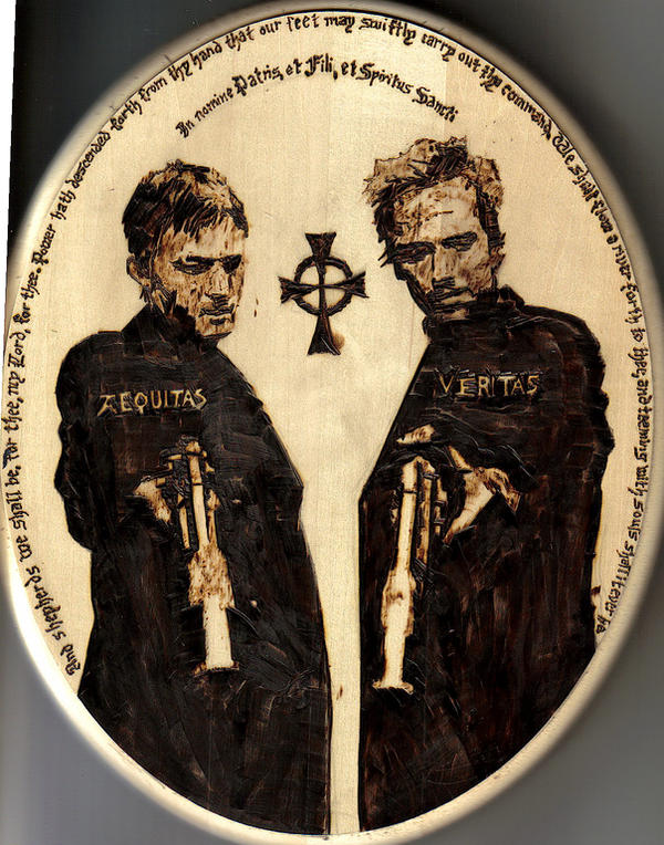 Boondock Saints by Amarisa