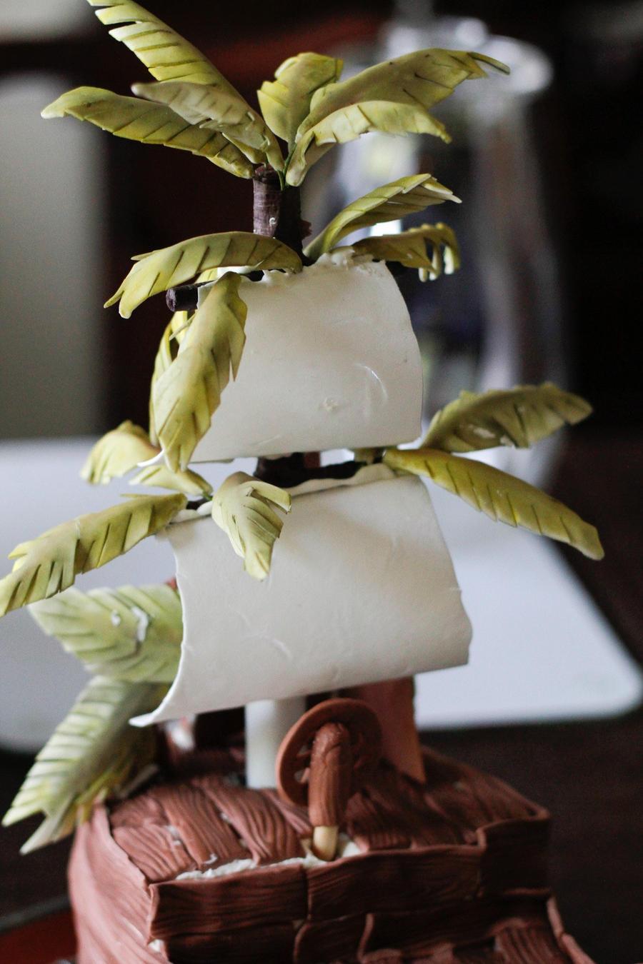 The Hobbit Cake Ideas