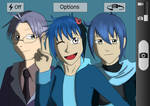 Velias, Suzuran and Sakura by ShoyzzFanArt